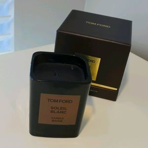 SOLD OUT Tom Ford Soleil Blanc Candle